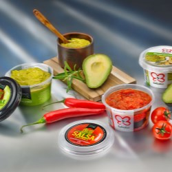 Guacamole Pot provides excellent protection and presentation